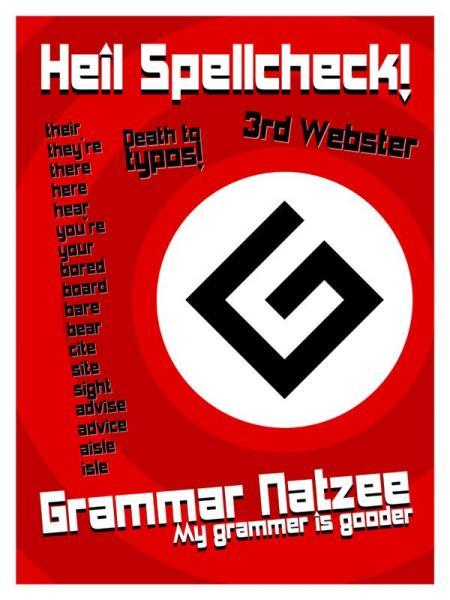 grammar-nazi