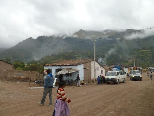 Village somewhere...